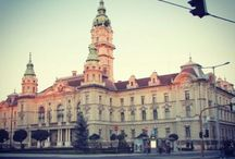 Győr / This is the city in the North-West of #Hungary.