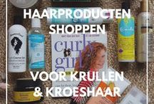 Macblogster Reviews: Haarproducten krullen + kroeshaar / Lees hier reviews over: haarverzorging waarmee je droog haar voorkomt. Kroeshaar verzorging en haarproducten waarmee je krullen kunt maken.   Bijvoorbeeld leave in conditioners, shampoo, conditioners, haargel, hair butter, haarcreme, haarmaskers, proteine treatment, deep conditioners,