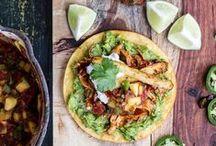 Easy Dinners / Dinner Ideas | Quick, easy, delicious ideas for dinner.