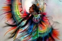 Spirit Quest / Native American Life, Art and Crafts