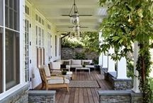 Outdoor Space / by Kristen Holm