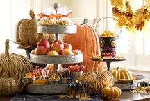 Halloween and Thanksgiving / by Pam Buchanan