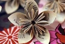 BOOK ART / Art with books, art about books, and the art inside of books. It's all here!