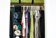 CLEANING AND ORGANIZING / The best ways to keep the clutter and dirt under control.