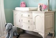 KID ROOMS / Decorating and organizing advice for kid rooms.