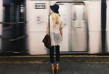 Fashion; My life / by Stephanie Sunberg