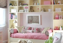 girl's rooms / by Ashley Allen