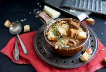 Soup / Soup, Stew, and Chili / by Trista Trone