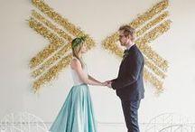 Ceremony / Wedding, Wedding Inspiration, Wedding Decor, Ceremony, Ceremony Decor, Modern Wedding