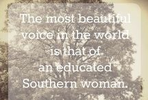 Southern / by Pam Buchanan