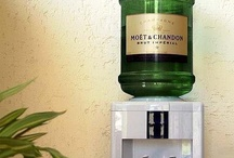 Champagne and cheese / by Metler