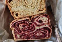 Bread / by Trista Trone
