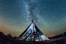 Rustic and Outdoors / Photographic escapism at its finest. / by Brittany Lindstrom