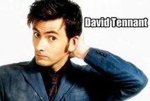 David Tennant / My Favorite Doctor <3 / by Flash