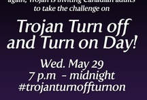 Trojan Turn off and Get Turned on Day