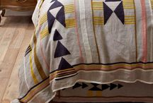 Spreads / Bedspreads Pillows Rugs / by Lauren Leven