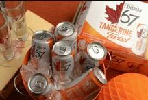 Molson Canadian 67 featuring Tangerine Twist / The Beer of Summer