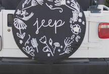 JEEP / by Katie Rogers