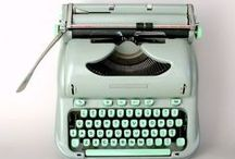 Writer Must-Haves / Items that every writer must have, loves, would want as gifts and have in their office!