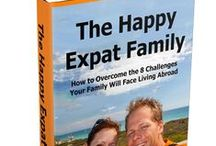 The Happy Expat / Living abroad stories: successes and failures. Families, couples and singles.