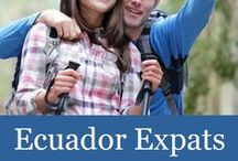 Living in Ecuador / Are you thinking about living in Ecuador? Does it have what you need? And what part of Ecuador will you live in? In this page you'll learn about getting started, where to live in Ecuador, daily life, living in Ecuador as a family and getting settled.