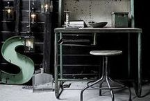 Industrial  / by Lina Meier