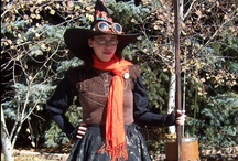 Witch's Night Out Costume / by Stephanie Basker