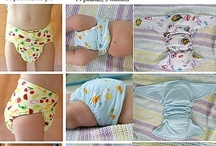 Cloth Diapers / by Stephanie Basker