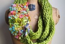 Crazy for Hats... Scarfs and Handbags Too