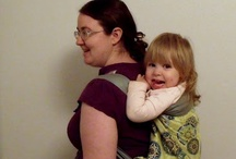 Babywearing / by Stephanie Basker