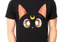 Sailor Moon T-Shirts / Awesome new Sailor Moon t-shirts from Hot Topic and FYE! This board will update with new Sailor Moon tees as they're released so make sure to follow! More info and links on where to buy these Sailor Moon tees can be found here: http://www.moonkitty.net/buy-new-sailor-moon-tshirts.php