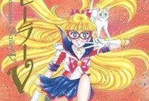 Sailor Moon Manga / A collection of all of the official Japanese and English Sailor Moon manga volumes released by Kodansha and TokyoPop. For info on where to buy them online, check out my Shopping Guide here http://www.moonkitty.net/reviews.php where I list them all by release and provide links to several different trustworthy online retailers. Sailor Moon Says!