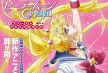 Sailor Moon Books / The special Sailor Moon artbooks featuring awesome colour manga images from Naoko Takeuchi as well as other random Sailor Moon books. Shopping links at www.moonkitty.net