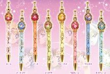 Sailor Moon Stationary / All the new official Sailor Moon stationary! Updated regularly with all the new merch! Links on where to buy these items can be found here: http://www.moonkitty.net/reviews-buy-sailor-moon-stationary-books-bags.php Happy Shopping!