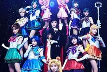 "Japanese Sailor Moon Musical (aka Sera Myu) DVDs and Box Sets. / Japanese DVDs and Box Sets of the Sailor Moon Musicals (also called ""Sera Myu"" buy some of the English speaking fandom)."