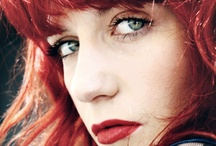 for-redheads - music - Adele, Florence / by max