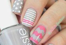 nail ideas / by Siobhan Warmer