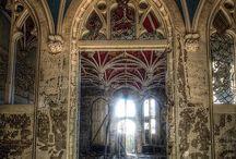 beautiful ruins / by Christina Bercot