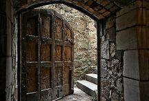 Doors open dreams / by Christina Bercot