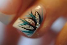 Nail ideas  / by Crystal Steffek