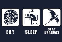 Things I obsess about ;) / My geek is showing...  / by Stacey Alemond