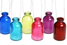 Coloured bottles / by Gianna Bacci