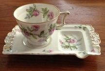 Tea Cups, Coffee Cups, Pots and Other china / by Sallie Denmark