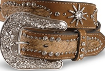 Saddle and Belt Bling