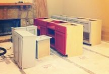 New Kitchen / by Stephanie Basker