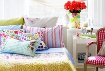 Bedroom Colourful