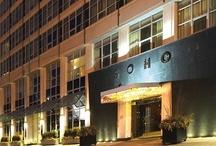 SoHo Metropolitan Hotel / by Metropolitan Hotels