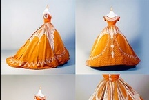 1800's Gowns / by Gianna Bacci