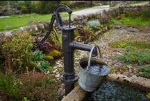 DINNER BELL AN WATER PUMPS / by Dick N Jan Breedlove