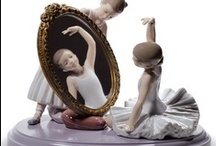 Ballet Figurines / by Gianna Bacci
